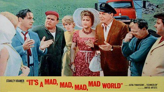 ფილმები, რომელიც უნდა ნახო სანამ ცოცხალი ხარ - ეს შეშლილი, შეშლილი, შეშლილი მსოფლიო / It's a Mad Mad Mad Mad World
