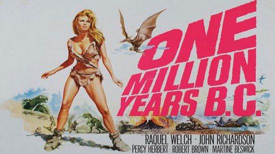 300+ ფილმი, რომელიც უნდა ნახო სანამ ცოცხალი ხარ - მილიონი წელი ჩვენს ერამდე (One Million Years B.C)