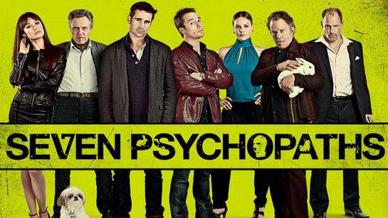ფილმები, რომელიც უნდა ნახო სანამ ცოცხალი ხარ - შვიდი ფსიქოპატი / Seven Psychopaths