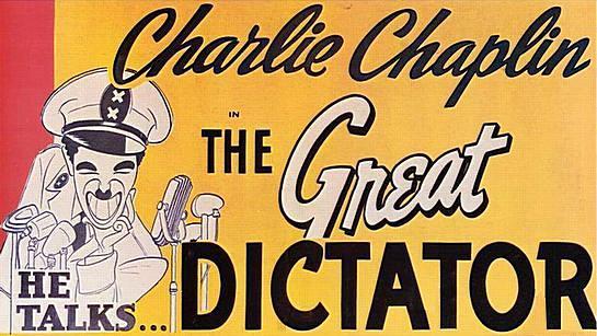ფილმები, რომელიც უნდა ნახო სანამ ცოცხალი ხარ - დიდი დიქტატორი / The Great Dictator