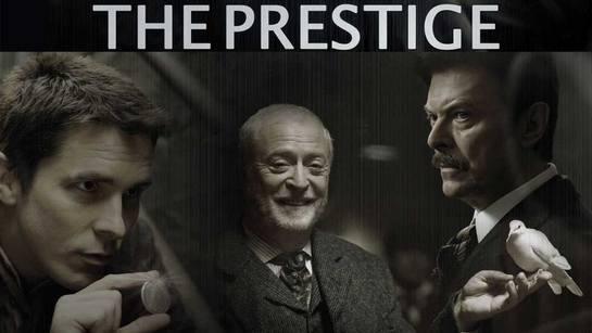 ფილმები, რომელიც უნდა ნახო სანამ ცოცხალი ხარ - პრესტიჟი / The Prestige