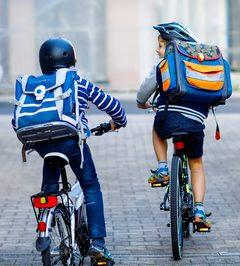 საბავშვო ველოსიპედების შეძენა