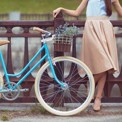 ქალის ველოსიპედები - მნიშვნელოვანი მომენტები