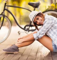 საჭიროა თუ არა ქალის ველოსიპედი
