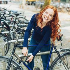 ქალის ველოსიპედები - ანატომიური სკამი