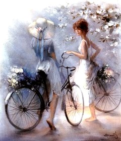 როგორ ავირჩიოთ ქალის ველოსიპედი