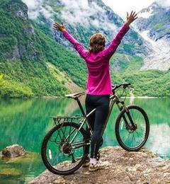 ქალის ველოსიპედები - პოსკრიპტუმი