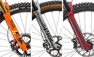 ველოსიპედის ამორტიზატორები