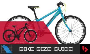 როგორ ავირჩიოთ ველოსიპედის ზომა