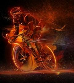 ველოსიპედის მასალა