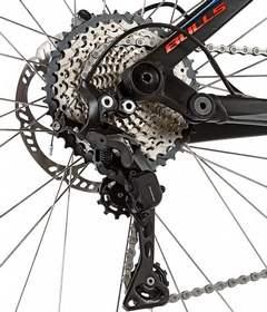 რამდენი სიჩქარე აქვს ჩემს ველოსიპედს?