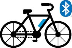 ველოსიპედის Bluetooth გადამრთველი