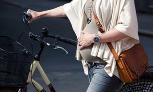 ველოსიპედი და ორსულობა
