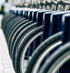velosipedis saburavebis kidva