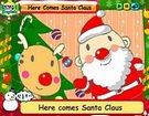 ინგლისური საბავშვო სიმღერები - Here Comes Santa Claus