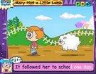 ინგლისური საბავშვო სიმღერები - Mary Had a Little Lamb