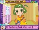 ინგლისური საბავშვო სიმღერები - My hand on my head