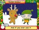 ინგლისური საბავშვო სიმღერები - Rudolph Reindeer