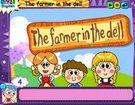 ინგლისური საბავშვო სიმღერები - The farmer in the dell