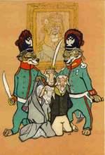 ივანე კრილოვი - გლეხი და ცხვარი