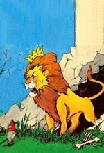 ივანე კრილოვი - ლომი და თაგვი