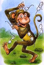 ივანე კრილოვი - მაიმუნი და სათვალე