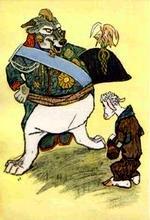 ივანე კრილოვი - მგელი და კრავი