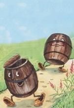 ივანე კრილოვი - ორი ბოჭკა