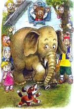 ივანე კრილოვი - სპილო და ფინია