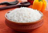 აწონეთ ბრინჯი