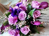 ყვავილების ბუკეტი