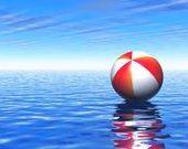 ბურთი ზღვაში