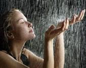 წვიმა და ქალები