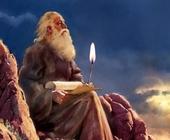 მოსე და სანთელი