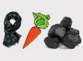 ნახშირი, სტაფილო და შარფი