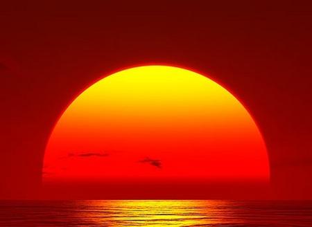 ნახატისა და ნაწერის გარჩევა - მზე