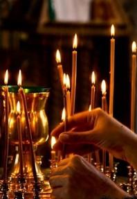 მეთორმეტე მეცადინეობა - სანთელი
