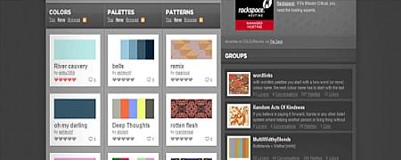 ფონების და ტექსტურების ონლაინ რესურსები - Colourloves