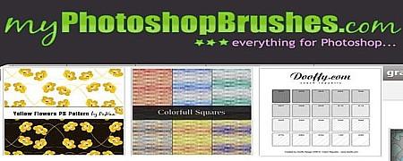 ფონების და ტექსტურების ონლაინ რესურსები - Myphotoshopbrushe
