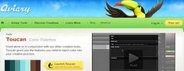 ფერებთან მუშაობის ონლაინ-სერვისები - Aviary