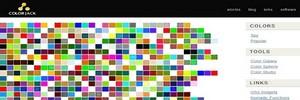 ფერებთან მუშაობის ონლაინ-სერვისები - Color Jack