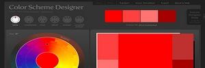 ფერებთან მუშაობის ონლაინ-სერვისები - Color Scheme Designer