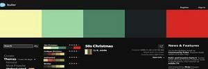 ფერებთან მუშაობის ონლაინ-სერვისები - Adobe Kuler