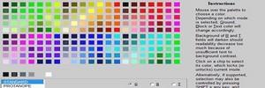 ფერებთან მუშაობის ონლაინ-სერვისები - Yoyo Design