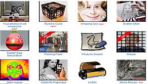 მხიარული ეფექტებისა და ონლაინ ფოტომონტაჟის საუკეთესო ფოტო-ვიდეო რედაქტორები - Dumpr