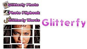 მხიარული ეფექტებისა და ონლაინ ფოტომონტაჟის საუკეთესო ფოტო-ვიდეო რედაქტორები - Glitterfy