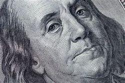 დოლარის ბანკნოტები