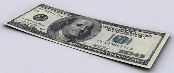ასი დოლარი