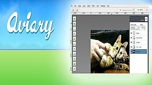 ონლაინ ფოტორედაქტორები - Aviary