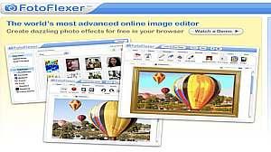 ონლაინ ფოტორედაქტორები - FotoFlexer